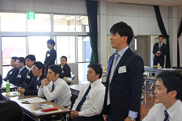 神戸国際大学卒 近藤 修平さん