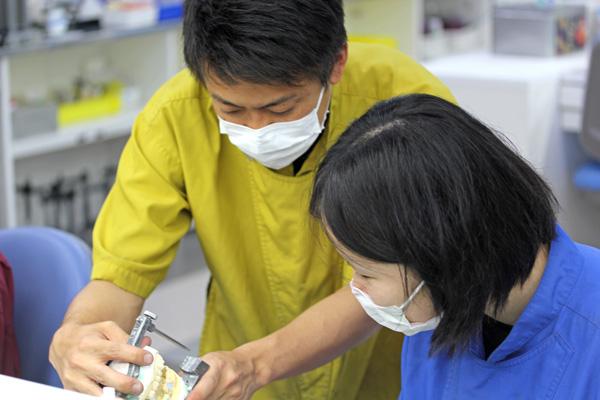 熊本歯科技術専門学校 48期卒 吉岡 紗希さん