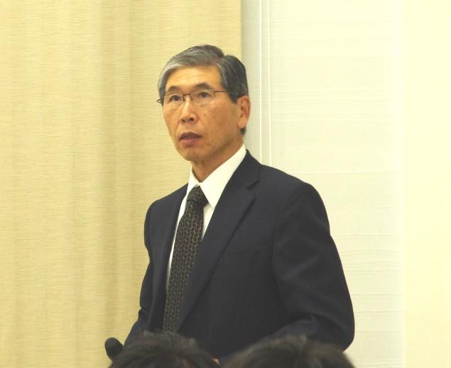 吉崎元彦先生