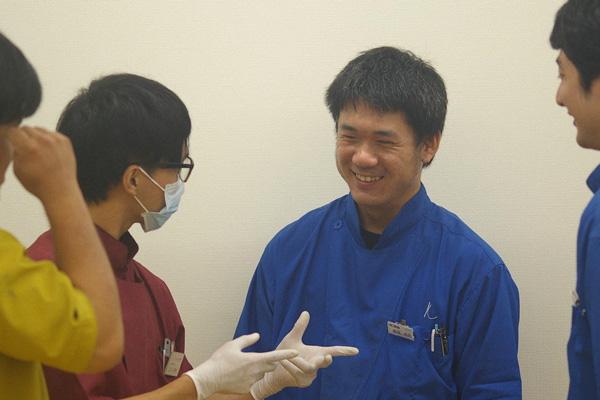 名古屋歯科医療専門学校 奈良 俊紀さん