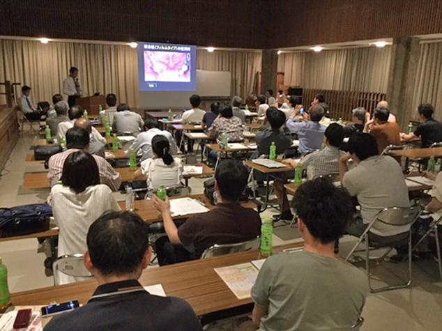 ノンクラスプデンチャーの臨床応用 in 松山市民会館