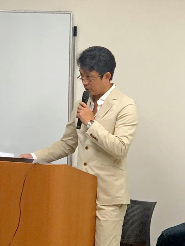 田中憲一先生(福岡県ご開業)
